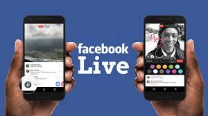 Transmissão Ao Vivo Pelo Facebook geram Vendas