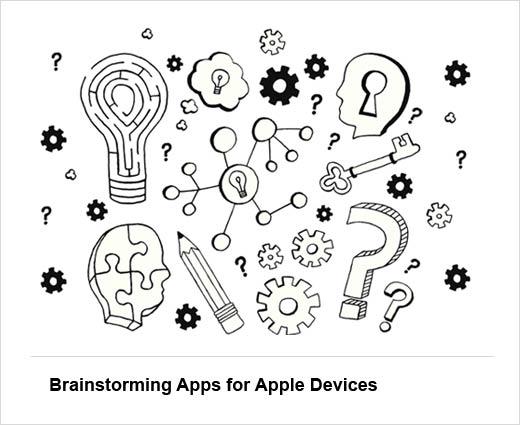 Aplicativos do iPhone para organizar suas ideias
