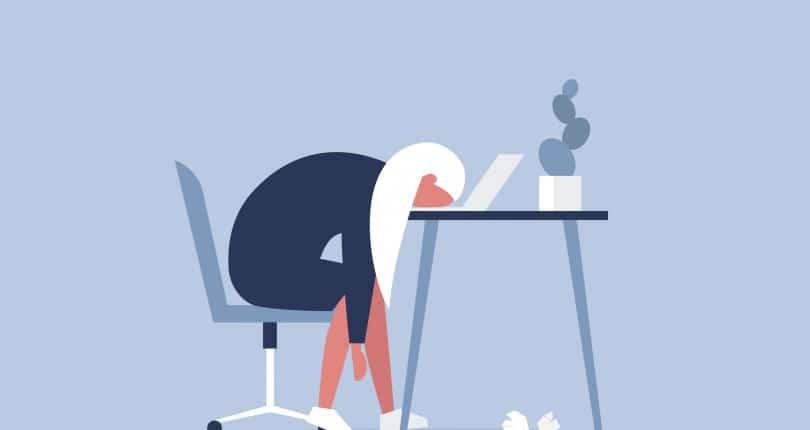 Como lidar com os sintomas de burnout no trabalho?